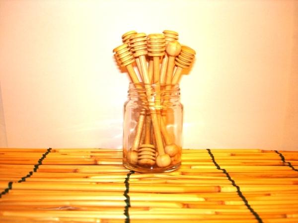 Cuillère miel petit