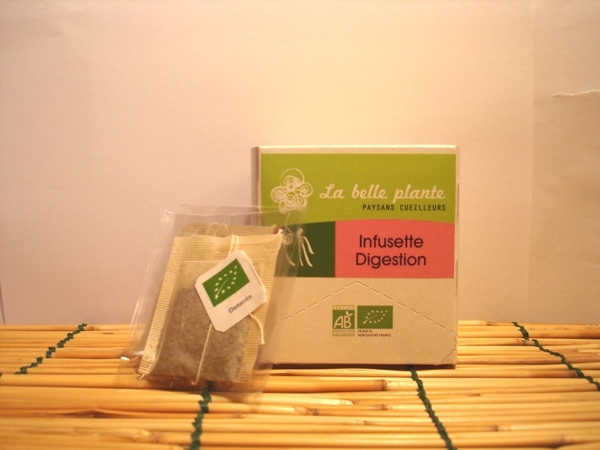 Infusette digestion