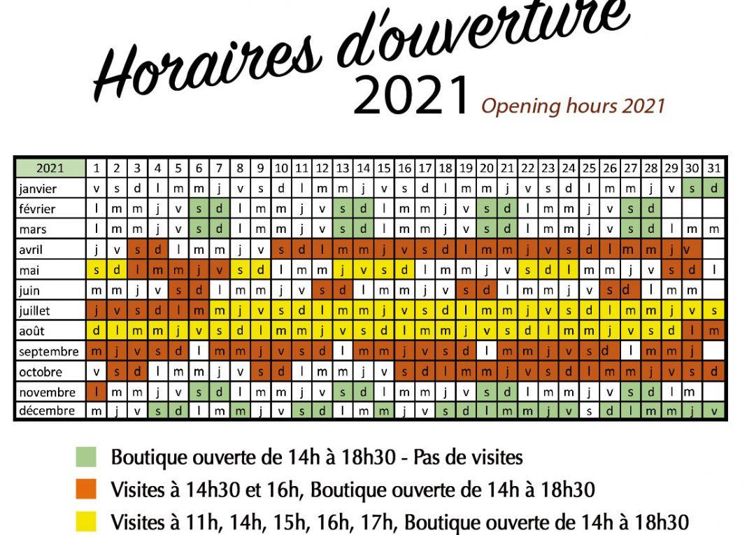 horaires2021