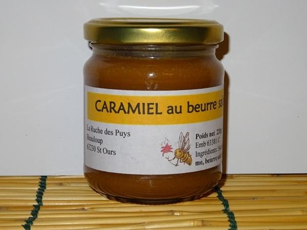 Caramiel au beurre salé