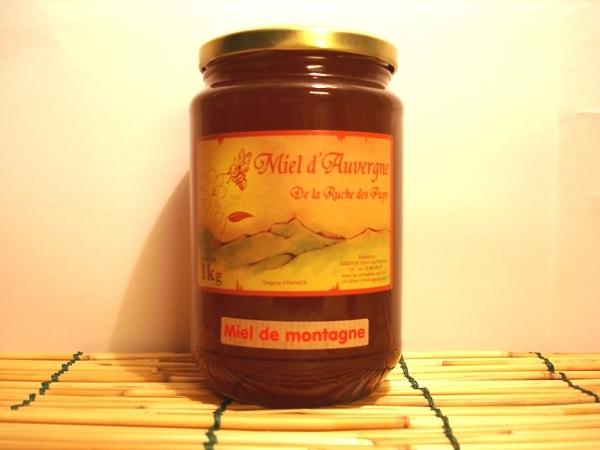 Miel de Montagne KG