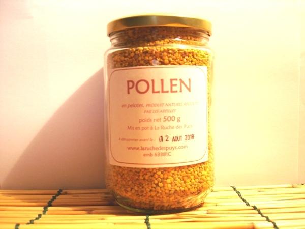 Pollen 500g